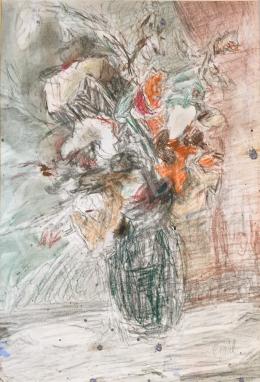 Gaál, Imre - Flower Still-Life
