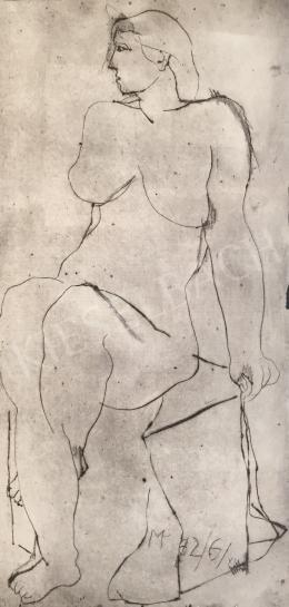 Mizser, Pál - Female Nude