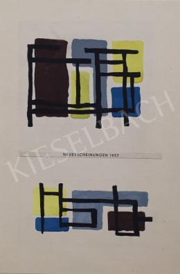 Végh, Dezső - Catalog, 1957