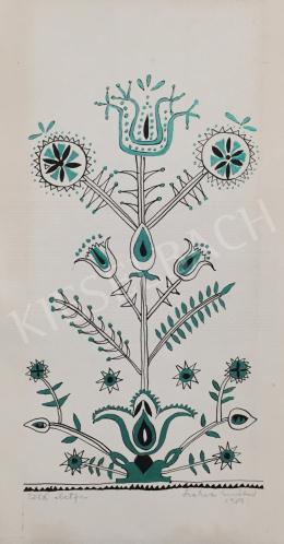 Szekeres, Erzsébet - Green Tree of Life