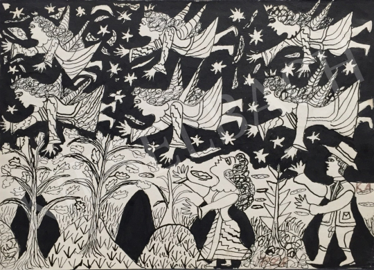 For sale Kiss, Anna - Forest Fairies, 1978 's painting