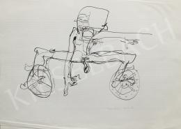 Szalma Edit - Életmű a biciklin
