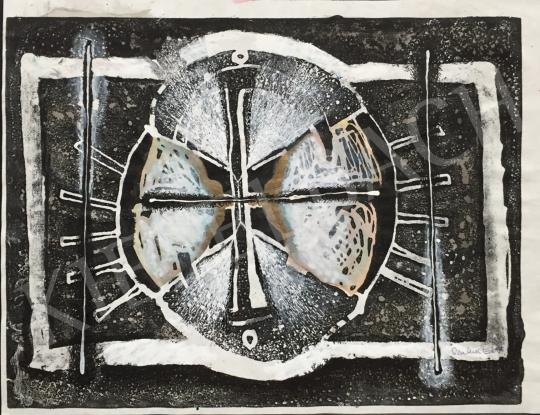 Eladó Szalma Edit - Metamorfózis 3.  festménye