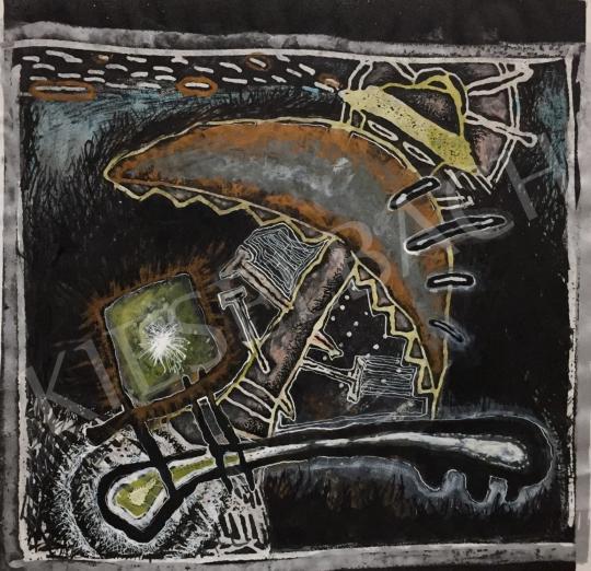 Eladó  Szalma Edit - Metamorfózis 5. festménye