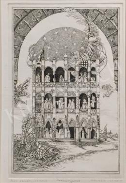 Molnár Iscsu István - Ancestors Arcade Hall