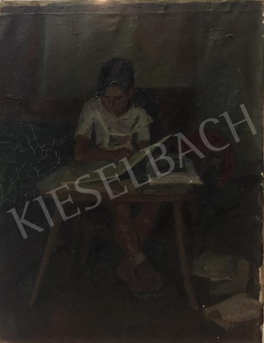 Eladó  Szecsődy Klára (Claire) - A képeskönyv festménye