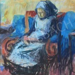 Szecsődy Klára (Claire) - Édesanyám