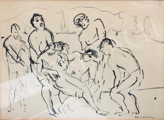 Kernstok, Károly - Nudes painting
