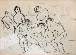 Kernstok, Károly - Nudes