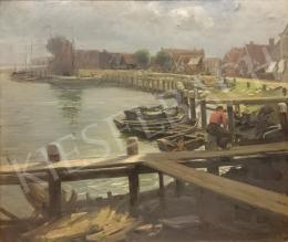 Knopp Imre - Északi kikötő
