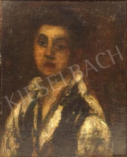 Valentiny János - Cigányfiú