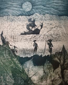 Egresi, Zsuzsa (Egressy Zsuzsa) - Nave randagia nel Mar di Sabbia