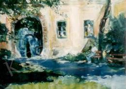 Jeckel Ferenc - Barokk paplak