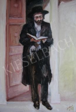 Jeckel Ferenc - Rabbi a kapuban, 2007