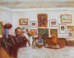 Rippl-Rónai József - Szombat délután, 1903