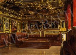 Stetka Gyula - A velencei Doge palota