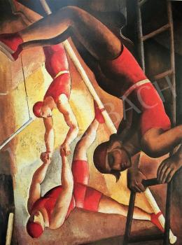 Gábor Jenő - Akrobaták, 1933