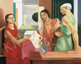 Medveczky Jenő - Három grácia, 1934