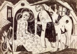 Kádár Béla - Hazaérkezés (Az otthon)