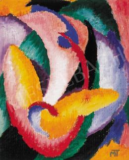 Mattis Teutsch János - Kompozíció, 1920