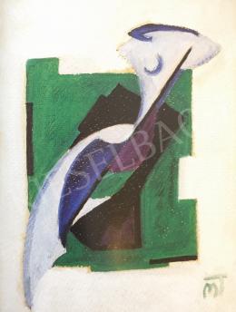 Mattis Teutsch János - Figurális kompozíció, 1925