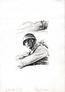 Ék, Sándor (Alex Keil) - Guardsman