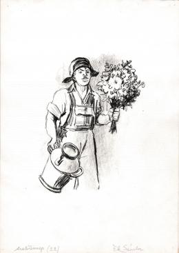 Ék, Sándor (Alex Keil) - Harvest