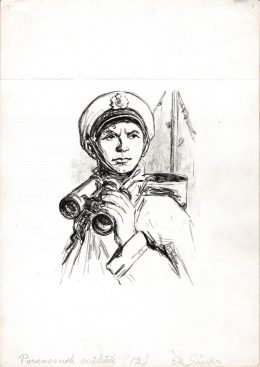 Ék, Sándor (Alex Keil) - Commander