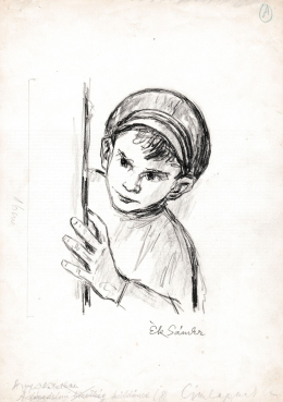 Ék Sándor - A kisfú