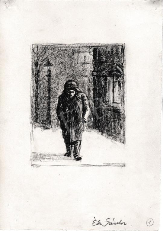 For sale  Ék, Sándor (Alex Keil) - Solitude 's painting