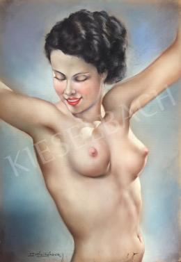 Sándor Diósi - Female Halfnude