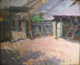 Tipary, Dezső - Farmhouse