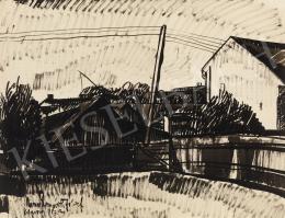 Nemes Lampérth József - Kolozsvári házak, 1917