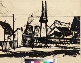 Nemes Lampérth József - Gyártelep, 1913