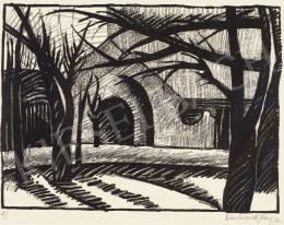 Nemes Lampérth József - Tájkép, 1920