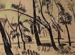 Nemes Lampérth József - Park, 1912