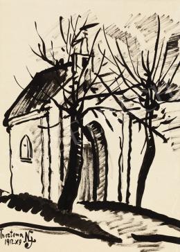 Nemes Lampérth József - Kápolna (Tresztena), 1912
