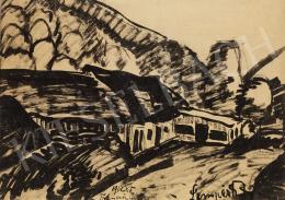 Nemes Lampérth József - Trencsény (Treplic), 1912