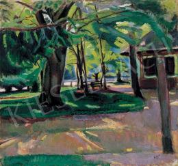 Erős Andor - Park, 1912