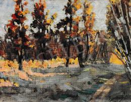 Kieselbach Géza - Ősszel, 1928