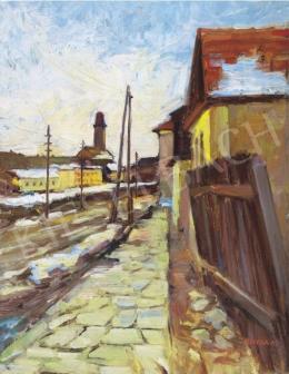 Mikola András - Nagybányai utca