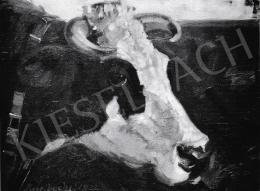 Kieselbach Géza - Holland tehén, 1922