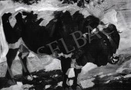 Kieselbach Géza - Bika, 1926