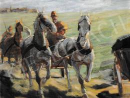 Kieselbach Géza - Kocsifogat, 1943