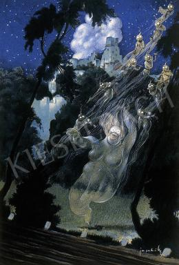 Jaschik Álmos - Boszorkánytánc