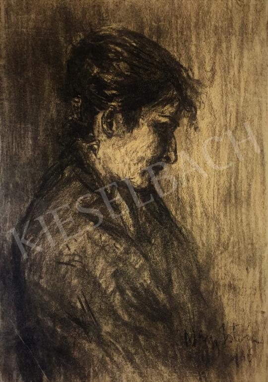 Eladó Nagy István - Női portré, 1936 festménye