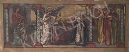 Stein, János Gábor - Annunciation