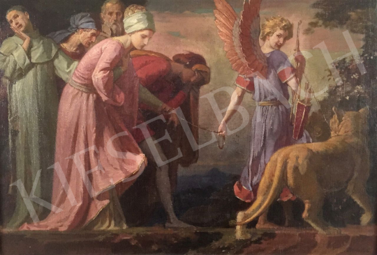 Stein, János Gábor - The Fools of Love painting