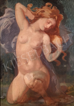 Stein, János Gábor - Red-Haired Nymph