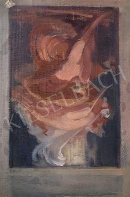 Stein János Gábor - Fekvő női akt
